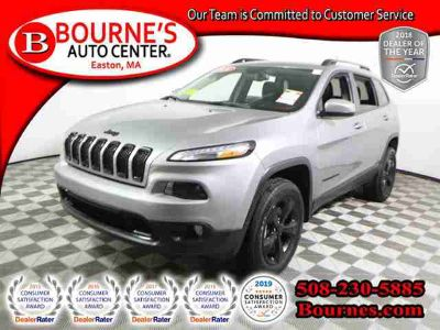 Used 2016 Jeep Cherokee 4WD 4dr