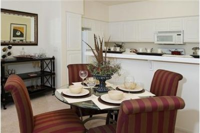 Ranch Apartments in, CA offers both privacy and luxurious.
