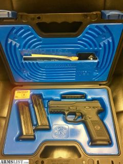 For Sale/Trade: FNS 9mm w/night sights, 3 mags