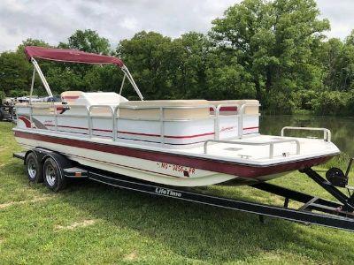1995 Hurricane FUN DECK 230 Deck Boats West Plains, MO