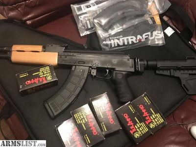 For Sale: Century Arms Ak Pistol Draco