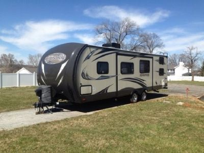 FOREST RIVER SALEM HEMISPHERE LITE 28 FT CAMPER RV TRAILER