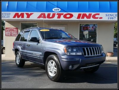 2004 Jeep Grand Cherokee Special Edition (Steel Blue Pearl)