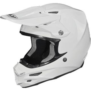 Purchase White L Fly Racing F2 Carbon Solid Helmet 2013 Model motorcycle in San Bernardino, California, US, for US $233.99