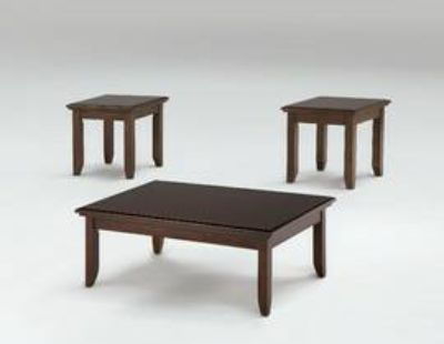 COLFAX COFFEE AND END TABLE