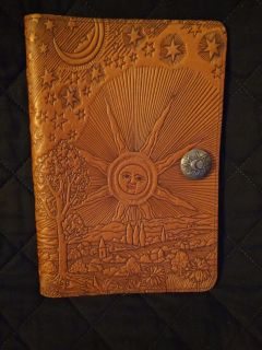 Oberon Designs notebook cover