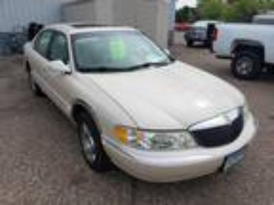 used 2002 Lincoln Continental for sale.