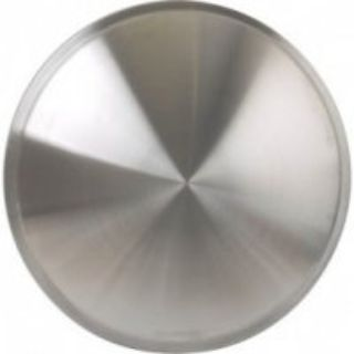 Brushed Stainless Hubcap, Set Of 4