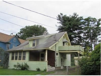 3 Bed 2 Bath Foreclosure Property in Binghamton, NY 13904 - Gaylord St