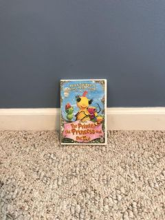 Miss Spider's Sunny Patch Friends DVD