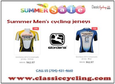 Summer Clearance Sale 2018 | Giordana Men's Cycling Jersey