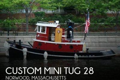 2008 Custom Built Mini Tug 28