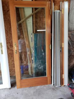 Anderson exterior French doors