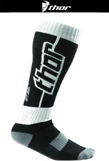 Sell Thor Youth MX Socks Dirt Bike Black Socks Motocross MX ATV motorcycle in Ashton, Illinois, US, for US $9.95