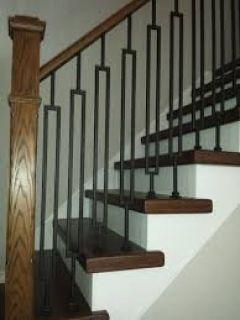 Metal spiral staircase Burlington