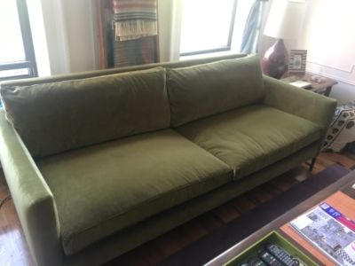 Brand New ABC Carpet & Home sofa
