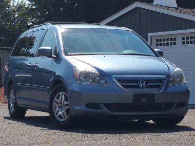 2007 Honda Odyssey EX (Ocean Mist Metallic)