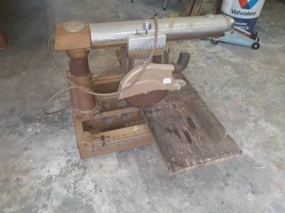 "Craftsman Vintage 10"" Radial Arm Saw"