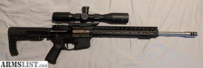 For Sale: 450 Bushmaster