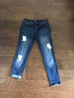 Cat & Jack jeans or capris Sz 14