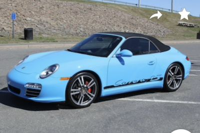 Wanted: 2007-2011 Cabriolet or Targa