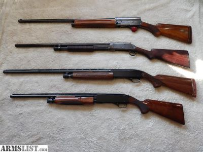For Sale: Winchester 1897 pump 12 gauge