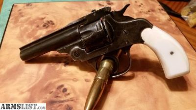 For Sale: Eastern arm co. 32S&W revolver