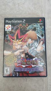 PS2 Yu-Gi-Oh the Duelists of the Roses
