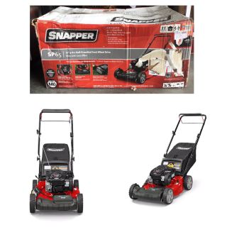 Snapper 21'' Front-Wheel Drive Self Propelled Gas Lawn Mower