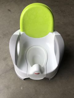 Fishe price potty chair