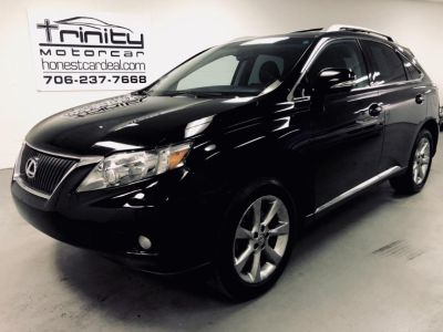 2010 Lexus RX 350 Base (Black)