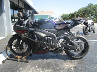 2012 Suzuki GSX-R600 SuperSport Motorcycles Lake Park, FL