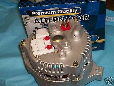 Purchase FORD MUSTANG ALTERNATOR One WIRE 3G LARGE CASE 65-66- 70 72 75 79 89 93 HIGH AMP motorcycle in Porter Ranch, California, US, for US $167.86