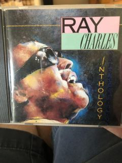 Ray Charles Anthology ** SWAP ONLY**