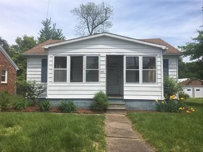 2 Bed 1 Bath Foreclosure Property in Boonville, IN 47601 - N 8th St