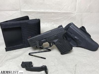For Sale: Springfield XDS-45 w/4 Mags & CTC Laser
