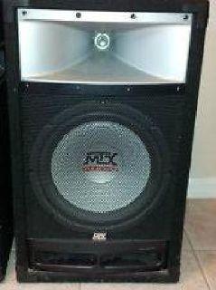 $200 MTX Speakers