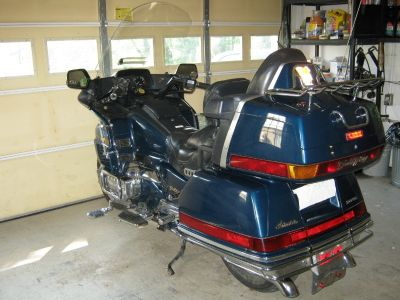 1994 Honda GOLD WING 1500 INSTERSTATE