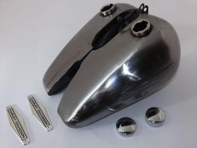 Sell Bobbed Gas Tank FL Panhead Harley motorcycle in Dover, Delaware, US, for US $229.95