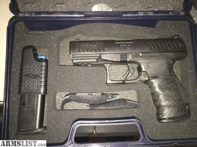 For Sale/Trade: Walther PPQ M1