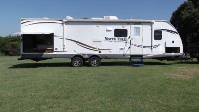 2012 Heartland North Trail 32BUDS