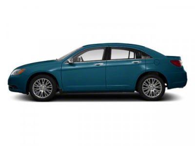 2011 Chrysler 200 LX (Sapphire Crystal Metallic)