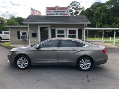 2018 Chevrolet Impala LT (Grey)