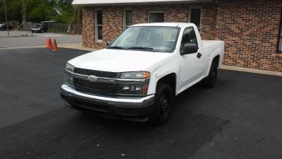 2006 Chevrolet Colorado Work Truck (WHT)