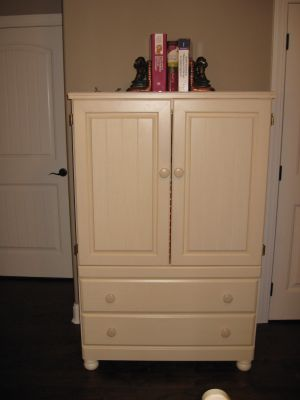 Twin Bedroom Suite Armoire