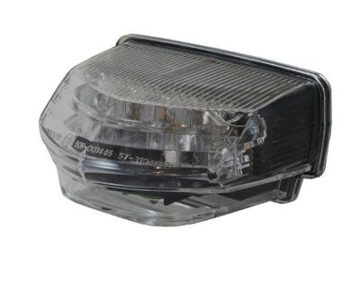 Find Bike-It Clear LED Rear Tail Light Honda CBR600RR 07 08 09 10 11 motorcycle in Ashton, Illinois, US, for US $89.95