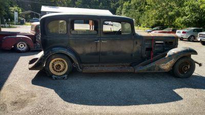 1933 Cadillac 452 C