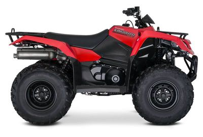 2019 Suzuki KingQuad 400ASi Utility ATVs Belleville, MI