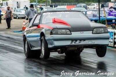 92 Foxbody Notch Roller