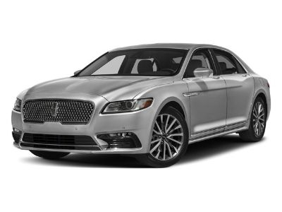 2018 Lincoln Continental Select (black)